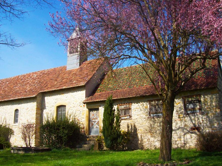 La maison d'ermitage